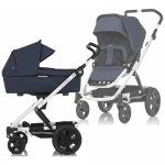 Britax Go Next Mutifunctionstroller - NAVY MELANGE / WHITE - 2016