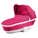 Quinny Foldable Carrycot for Buzz Xtra 4 & Moodd, Collection 2018 - Pink Passion