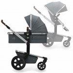 Joolz Day 3 Earth Multifunctionstroller - Hippo Grey