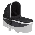 Firstwheels City Elite Carry Cot Cover BLACK 2009