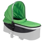 Firstwheels City Elite Carry Cot Cover GREEN 2009