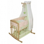 Roba house bed Babysitter 4in1