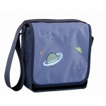 L�ssig 4Kids Mini Messenger Bag - Sporty BLUE NAVY