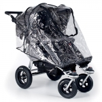 TFK Raincover for 2 Seats on Twinner Twist Duo - 2014
