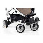 TFK Double swivel wheel for Buggster S / Air - 2014